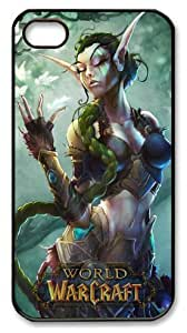 icasepersonalized Personalized Protective Case for iPhone 4/4S - World of Warcraft