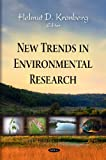 New Trends in Environmental Research, Helmut D. Kronberg, 1600215246