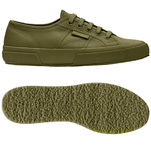 Cotu Unisex Classic Greencapolive 2750 Adulto Sneakers Superga Total Uqwgv5PM