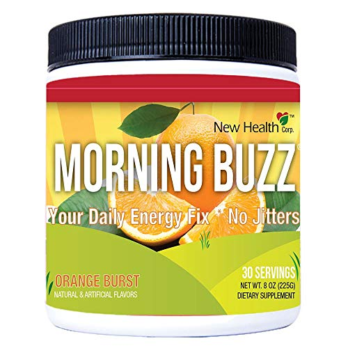 Morning Buzz Sports Energy