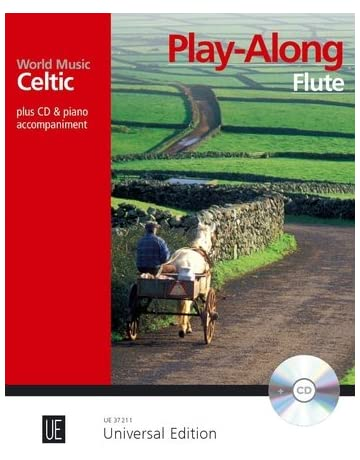 World Music Celtic Play-along Violin Martin Tourish