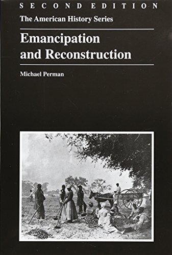 an introduction to the reconstruction in the south civil war aftermath