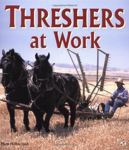 (Threshers at Work)