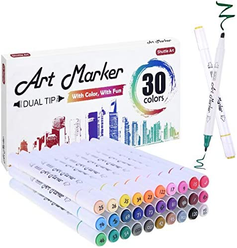 Shuttle Art 88 colors Markers product image