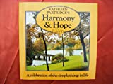 img - for Harmony & Hope: Acceleration of the Simple Things in Life (Comfort) book / textbook / text book