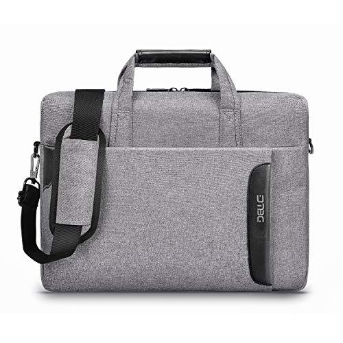 DTBG Shoulder Messenger Waterproof Briefcase