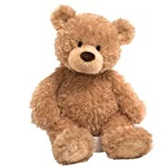 "Gund Stitchie 14"" Bear Plush"