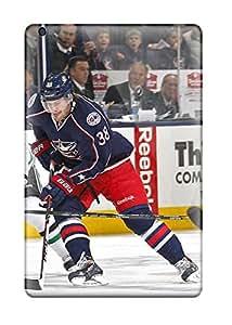 5466492J912918072 columbus blue jackets hockey nhl (36) NHL Sports & Colleges fashionable iPad Mini 2 cases