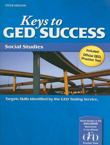 Keys to GED Success: Student Edition Social Studies