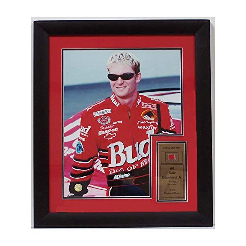 Encore Select 152-04 NASCAR Dale Earnhardt Junior Car Piece Frame, 11-Inch by (Earnhardt Jr 4 Piece)
