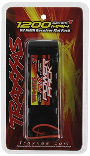 Traxxas 3036 NiMH 5-Cell 6V 1100mAh Receiver Battery (flat - Flat Cell 5