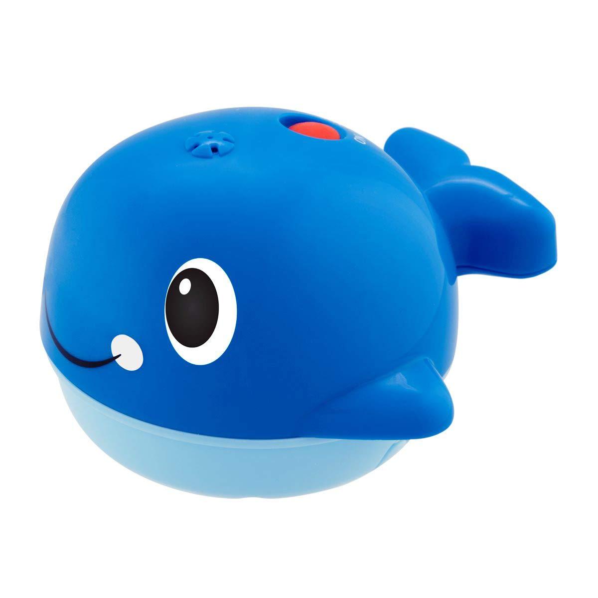 Chicco 00009728000000 Spritzender Wal mehrfarbig
