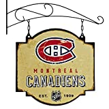 NHL 11305 Montreal Canadiens Tavern Sign Black Large