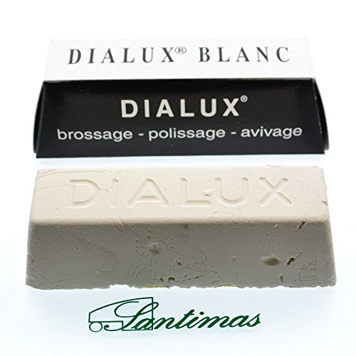 Dialux One Bar of White Dialux ( Blanc ) Jewelers Polishing Compound Rouge - Paste price tips cheap
