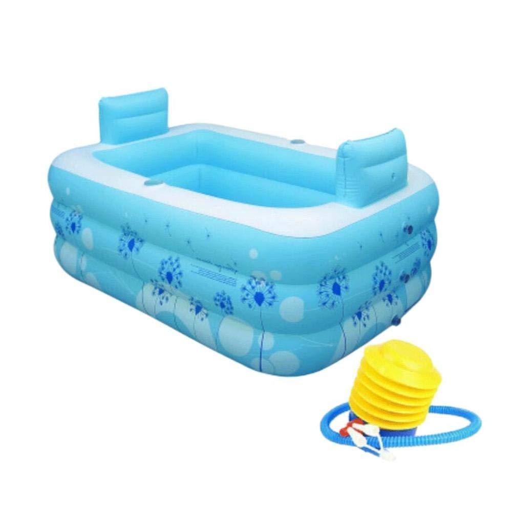 PROMISE-YZ-YG Bañera inflable Bañera inflable Piscina para niños ...