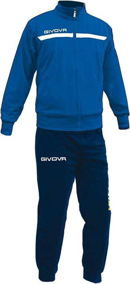 Giosal - Chándal Deportivo Givova One Full Zip, Unisex, para ...