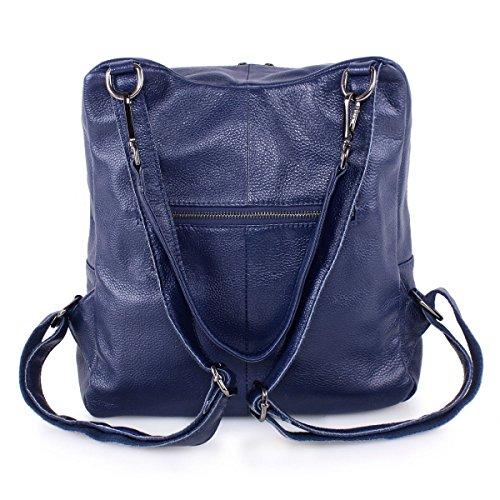 à blue Bandoulière La Dame Mode Mode Rétro L'épaule Main BCBG Sacs Sacs à UwSpRqv