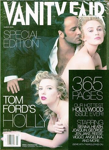 VANITY FAIR MARCH 2006 EBOOK