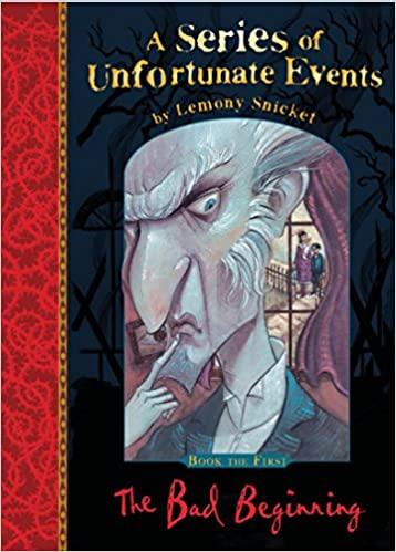 Image result for a series of unfortunate events book 1