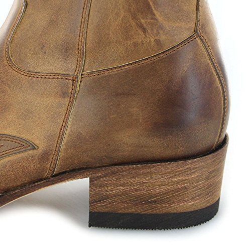 Stivali Moda Fb Stivali Sendra 11783 Teak Usado Marron Scarponcino Di Moda Per Gli Uomini Marrone Teak Usado Marron