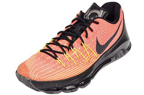 Donna Black Nike Crimson 807 Volt Capri Bright Total Wmns Sneaker Orange Ii wUq7xSqI6