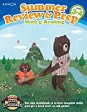 Kumon Summer Review and Prep 3-4, Kumon Publishing, 4774300039