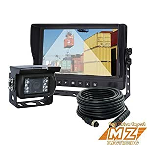 Amazon Com 9 Quot Rear View Back Up Camera Video System