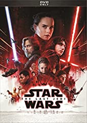 "The Skywalker saga continues as the heroes of THE FORCE AWAKENS join the galactic legends in an epic adventure that unlocks new mysteries of the Force. It's ""everything you could want and more from a STAR WARS film"" (Katie Walsh, Detroit Free..."