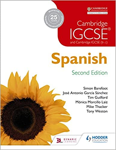 Cambridge IGCSE® Spanish Student Book Second Edition - Kindle
