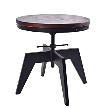 Amazon.com: Barra giratoria de mesa comedor de cocina de ...