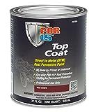 POR-15 46704 Top Coat Red Oxide Paint 32. Fluid_Ounces
