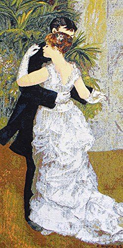 Dance In The City by Renoir European Wallhanging