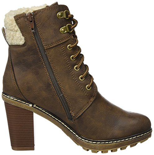 XTI Damen 064020 Stiefel Braun (Brown)