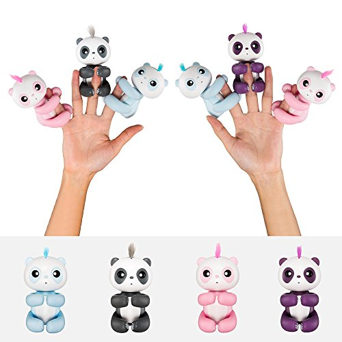 Finger Puppets are the adorable animals