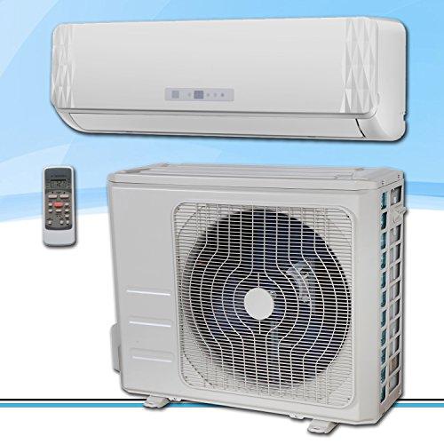 DiamondAir 12K BTU 15 Seer Ductless Mini-Split Heatpump System by DiamondAir
