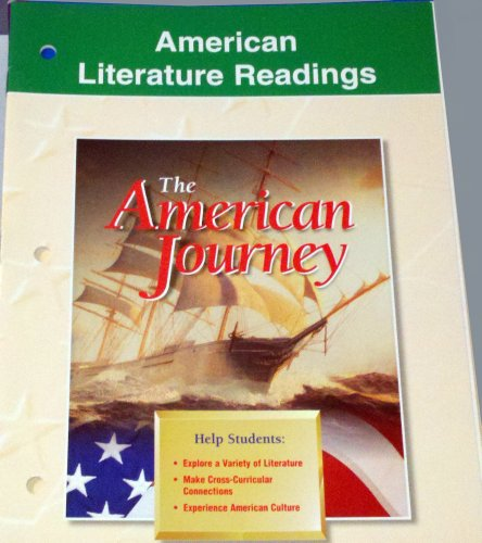 a literary analysis of the american journey The greater journey by david mccullough - the #1 bestseller that tells the  remarkable story of the generations of american artists, writers, and doctors who.