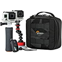 Lowepro ViewPoint CS 60 - A Soft-Sided Protective Case for DJI Spark, 360 Fly or 2 GoPro Action Video Cameras