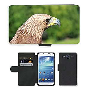 PU LEATHER case coque housse smartphone Flip bag Cover protection // M00135397 Adler Raptor Ave Rapaz Aves // Samsung Galaxy S3 S III SIII i9300