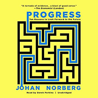 Progress: Ten Reasons to Look Forward to the Future (Audio Download