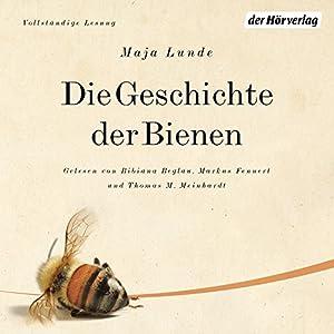 Die Geschichte der Bienen Audiobook