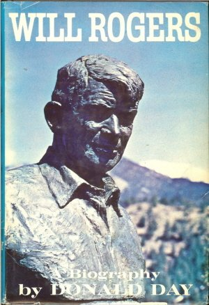 Will Rogers by Donald Day