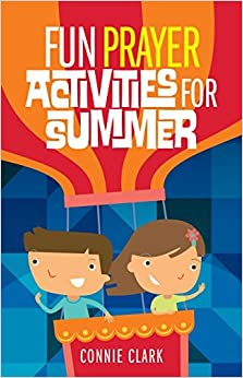 Book Fun Prayer Activities for Summer