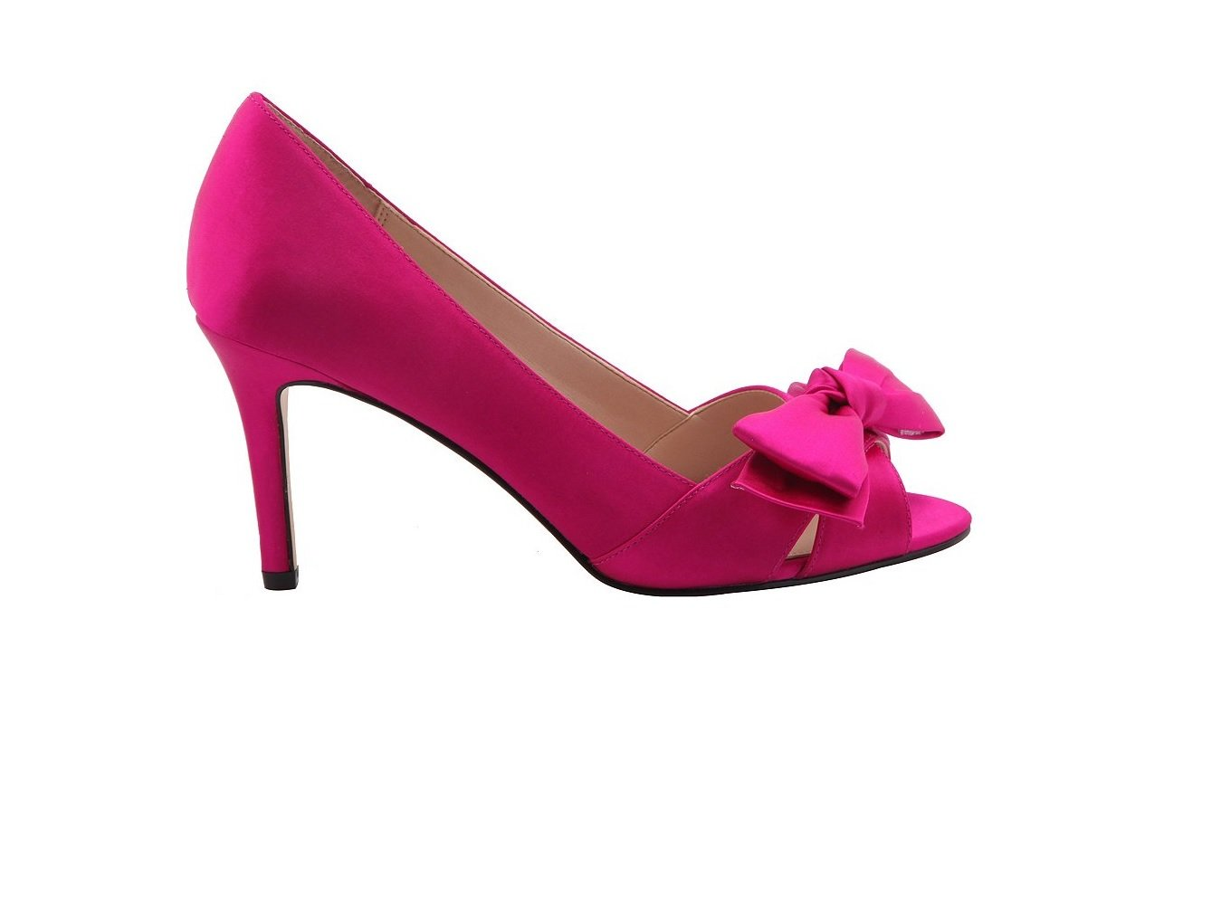 Amazon.com | Nina Womens Forbet YS Dress Pump, Magenta Crystal, 9.5 M US | Pumps