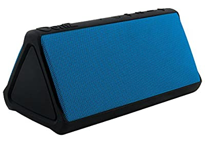 Cambridge SoundWorks OontZ Angle PLUS Outdoor Weatherproof Ultra Portable Wireless Bluetooth Speaker... IPX-5 Water Resistance, Extra Bass and up to 15 Hour Battery Life... The Perfect Speaker for iPhone, iPad, Samsung, Android smartphones, mp3 players an