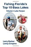 Lake Tarpon, Larry Barker and Lenny Crispino, 1553952448
