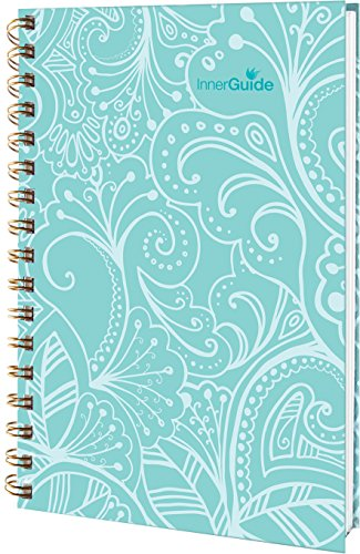 InnerGuide Planner - Undated Planner - 6x9 Inch Appointment Book - Daily Weekly & Monthly Planner - Goal Planner & Journal by Inner Guide Planners
