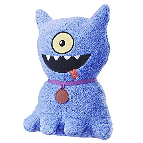 "UglyDolls Feature Sounds Ugly Dog, Stuffed Plush Toy that Talks, 9.5"" Tall"