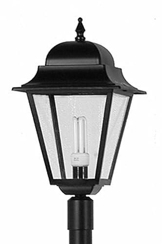 Niz491 Beleuchtung Für Außen Laterne Aus Aluminium Sockel Mast ø