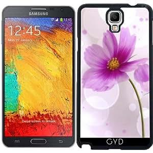 Funda para Samsung Galaxy Note 3 Neo/Lite (N7505) - Flor Rosa Cosmos by Gatterwe