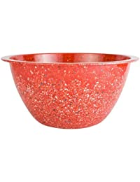 Bargain Zak Designs Confetti Red Extra Large Mixing Bowl online